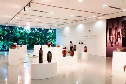 新加坡国立教育学院 – 依斯干达贾利博士: 陶器哲学与过程
