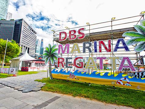 DBS Marina Regatta 2017